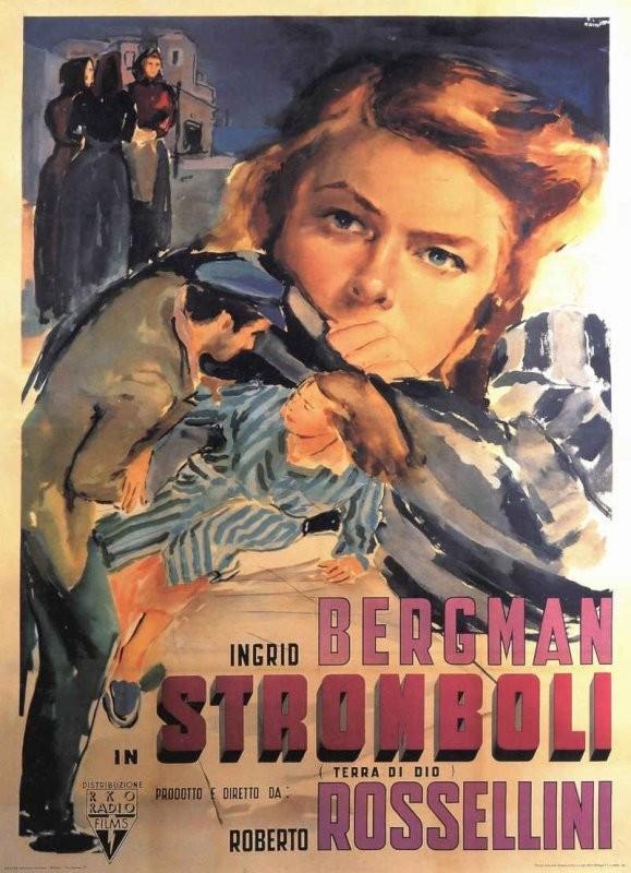 Stromboli - © La Reine Blanche