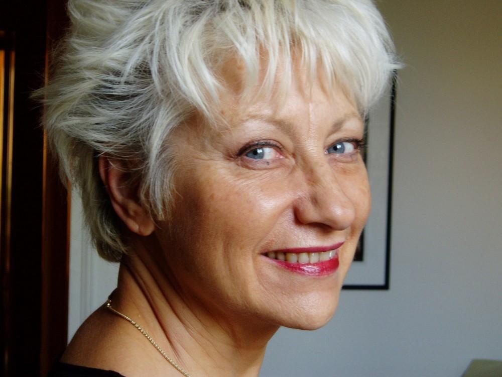 Anne-Marie Garat - © La Reine Blanche
