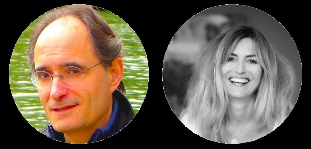 Christian Cogné et Sylvie Arkoun - © Reine Blanche