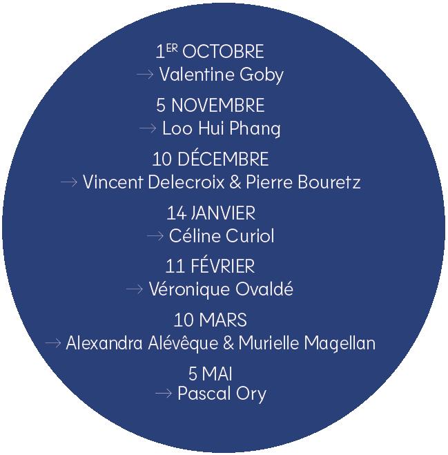 Vincent Delecroix & Pierre Bouretz - © Reine Blanche