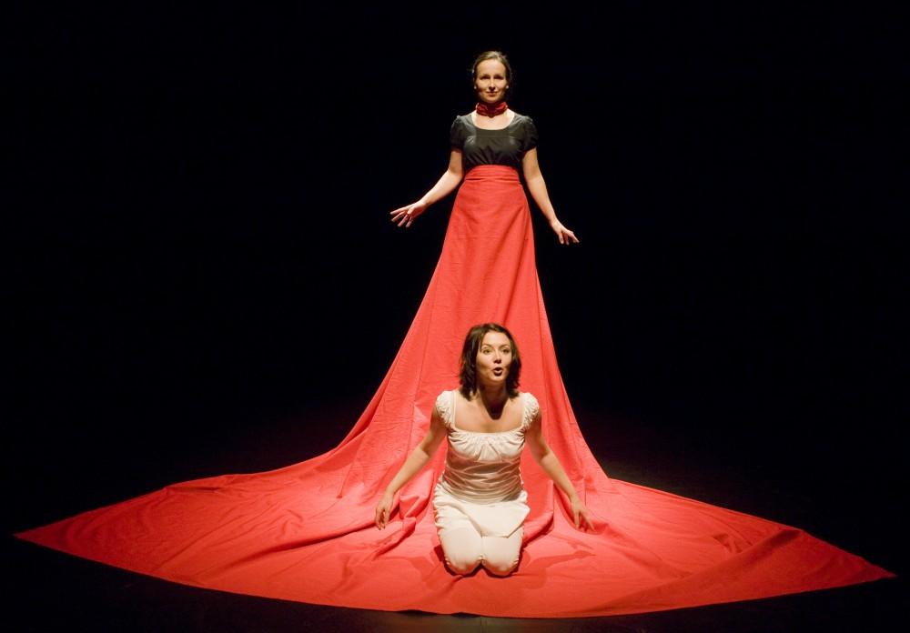 Le Petit Chaperon rouge - © Reine Blanche