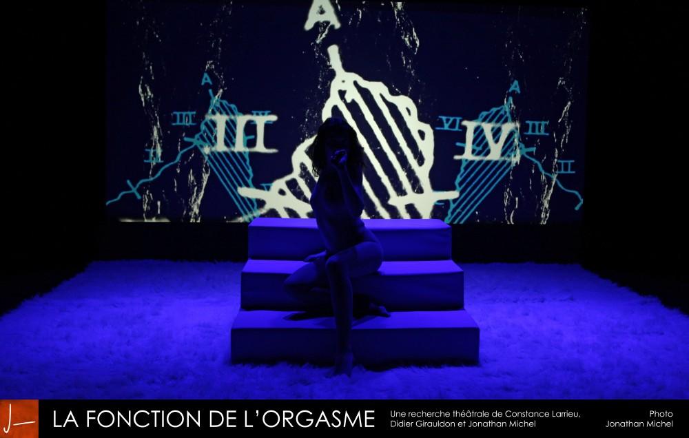La fonction de l'orgasme - © La Reine Blanche