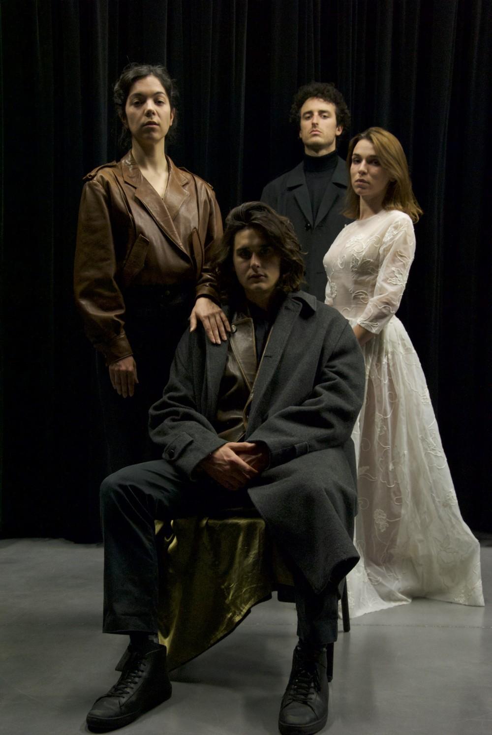 Le jour des meurtres dans l'histoire d'Hamlet - © La Reine Blanche
