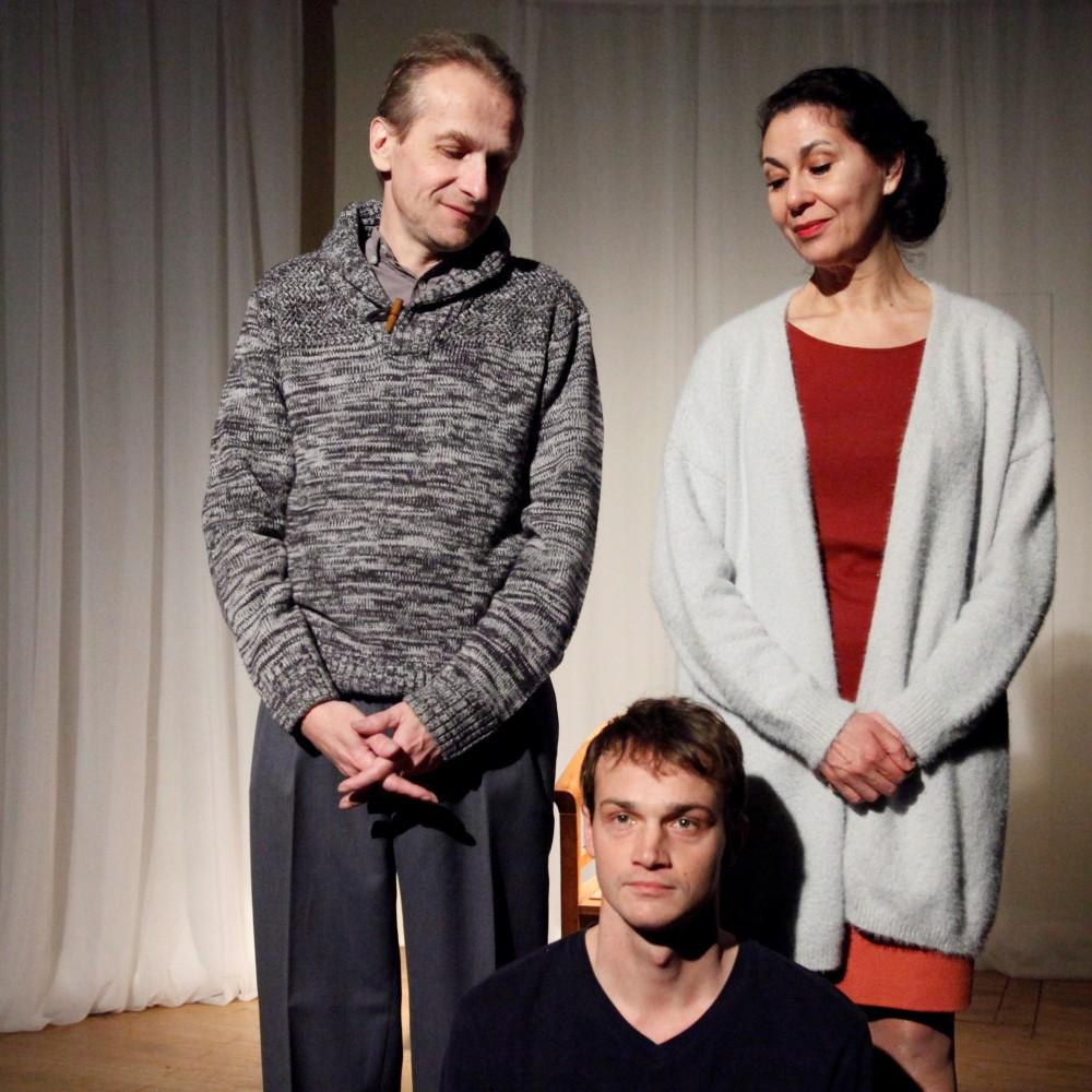 Théâtre - © Reine Blanche