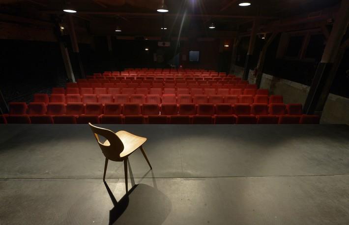 Spectacle & débat sur le vivant, le théâtre et les sciences - © Reine Blanche