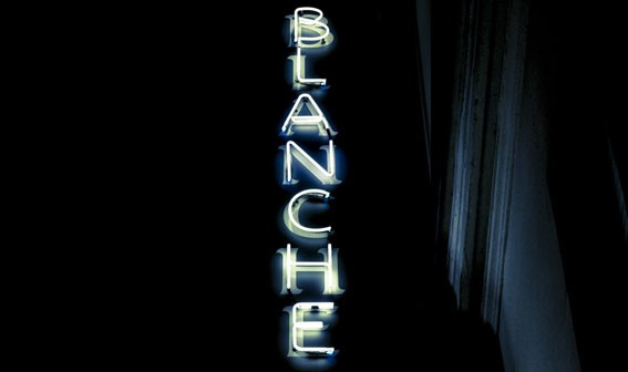 La maison - © Reine Blanche
